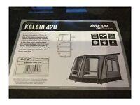 Kalari 420 Air awning brand new