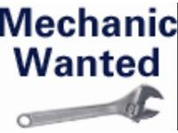 Mechanic & or mot tester wanted