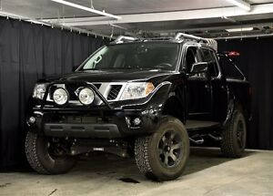 2015 Nissan Frontier PRO-4X, Offroad, Rubicon, Raptor