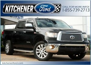 2010 Toyota Tundra Platinum 5.7L V8 4WD/LEATHER/HTD&CLD SEATS...