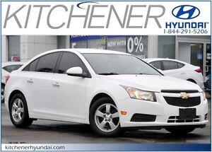 2014 Chevrolet Cruze 2LT 2LT // AUTO // AC // LEATHER SEATS //