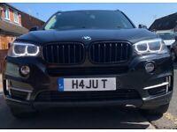 BMW, X5, 2014 64 reg, 1995 (cc), 7 seats