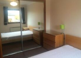 Double Room Glasgow Green - Perfect for Summer
