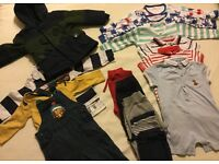 9-12 months boy clothes