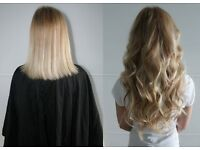 Mobile hair extensions around Bournemouth and Poole