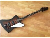 Ephiphone Thunderbird Bass with stand