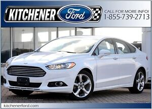2016 Ford Fusion SE SE/FWD/SIRIUS/HTD MIRRORS/PWR GROUP