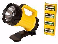 AA Heavy Duty LED Torch