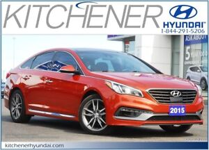 2015 Hyundai Sonata 2.0T 2.0T // ULTIMATE PACKAGE // LEATHER...