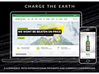 Bristol web design & development - ecommerce // SEO // marketing // websites & e-commerce developer