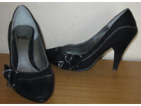 Ladies shoes, size 4, mostly NEW. £4 - £6 per pair.