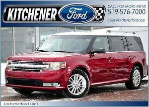 2014 Ford Flex SEL SEL/AWD/NAVI/PANO ROOF/SIRIUS/HTD SEATS/HT...