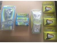 Men's 4&6 Blade Razors And Spare Blades