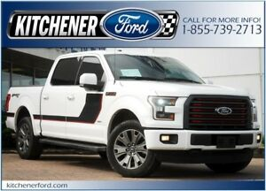 2016 Ford F-150 Lariat LARIAT/4WD/TOW PKG/PANO ROOF/NAVI/PWR...