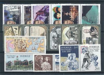 [301755] Worldwide good lot of stamps very fine MNH