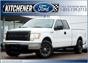 2011 Ford F-150 RWD/TOW PKG/PWR LOCKS&WINDOWS