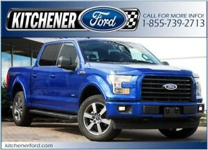 2017 Ford F-150 XLT XLT/CPO/4X4/TOW PKG/NAVI/CAMERA/RMT START