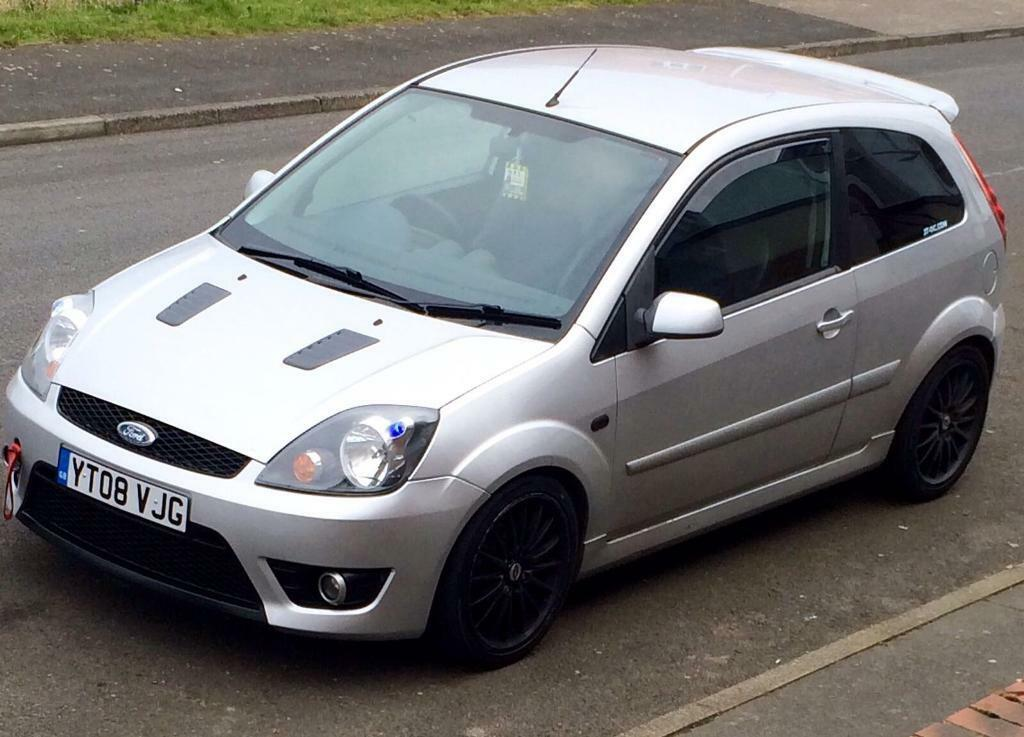 2008 ford fiesta st replica cheap ideal 1st car in sunderland tyne and wear gumtree. Black Bedroom Furniture Sets. Home Design Ideas