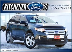 2014 Ford Edge SEL SEL/AWD/DUAL CLIMATE/HTD SEATS&MIRRORS