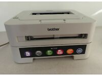 Brother Wireless Laser Printer plus spare cartridges
