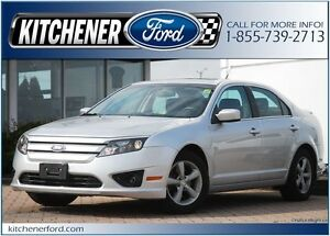 2012 Ford Fusion SE SE/ROOF/RMT START/HTD MIRRORS/PWR LOCKS&W...