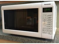 Panasonic Combination Microwave Oven Model No:NN-CT555W
