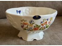 Aynsley Cottage Garden Regency Sweet Bowl