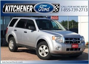 2011 Ford Escape XLT Automatic 4WD/WINTER PKG/LEATHER/ROOF/SI...