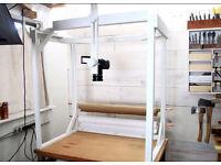DIY Job Needed - PAID JOB - Constructing an overhead camera rig - Tradesmen Please Quote