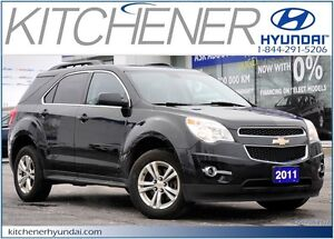 2011 Chevrolet Equinox 2LT 2LT // AWD // LEATHER // POWER GRO...