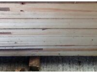 Pack for unsorted timber boards
