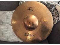 "Zildjian 21"" Mega Bell Ride Cymbal"
