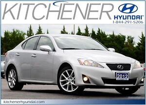 2012 Lexus IS 250 AUTO // AWD // SUNROOF // LEATHER // WINTER...