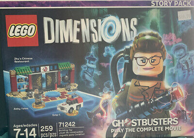 LEGO Dimensions Ghostbusters 71242 NEW