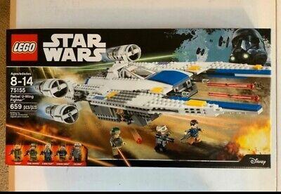LEGO Star Wars 75155 Rebel U-wing Fighter NEW