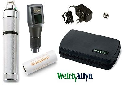Welch Allyn 3.5V Streak Retinoscope with Nicad battery handle - Rechargeable ()
