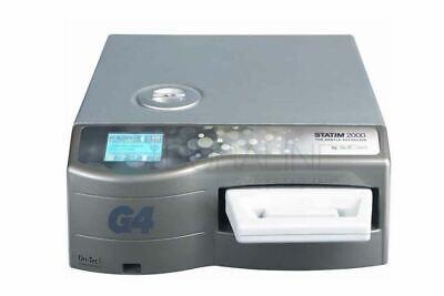 Refurbished Scican Statim 2000g4 Cassette Autoclave Steam Sterilizer 2000 G4
