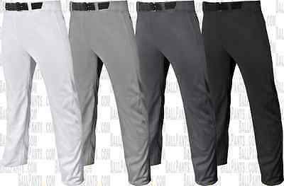 Adult Pro Pant (New! Champro Triple Crown Youth or Adult Pro Open Bottom Solid Baseball Pant )