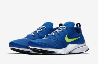 NIKE PRESTO FLY TRAINERS GAME ROYAL BLUE UK ADULT 10 / 908019-407 *NEW/OTHER*