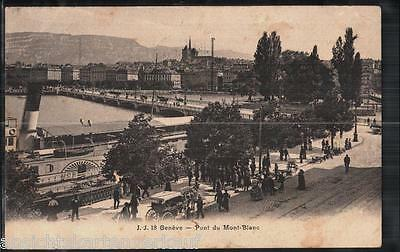 199.553 Genf, Genéve, Pont du Mont-Blanc
