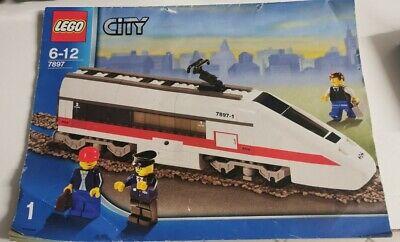 LEGO 7897 CITY TRENO
