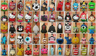 Travel Luggage Backpack Duffel Bag Name Suitcase Anime/Cartoon Disney ID Tag 1pc