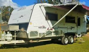 2007 Traveller Sensation 24ft Off-Road Gympie Gympie Area Preview