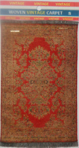 "Miniature Carpets (Page: VINTAGE Small Rectangle Carpets)4"" X 6"""