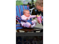 Travel high chair Totseat