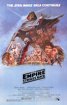"""Star Wars - Empire Strikes Back ( 11"""" x 17"""" ) Collector's Poster Print - B2G1F"""
