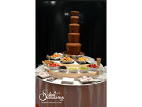 CHOCOLATE FOUNTAIN HIRE - Weddings, Birthdays, Receptions, Parties