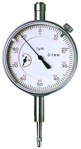Messuhr 1 mm mit 0,001 Auflösung