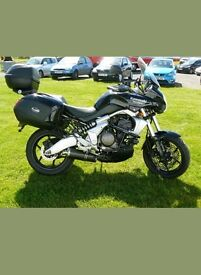 Kawasaki Versys 650 Tourer