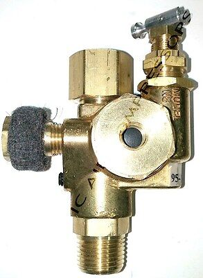 Pilot Unloader Check Valve For Gas Powered Air Compressors 12 30cfm